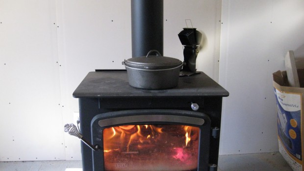 How to use a wood stove without burning down the house 2